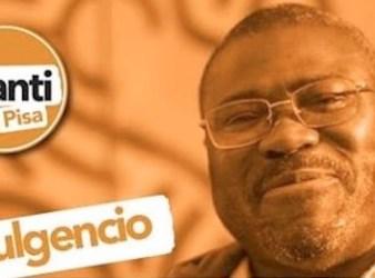 """Fulgencio Obiang Esono, nella lista """"Con Danti per pIsa"""""""