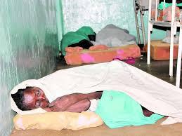 Le misere condizioni di un ospedale pubblico in Kenya