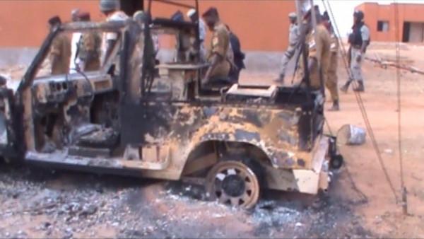Attentato jihadista in Burkina Faso