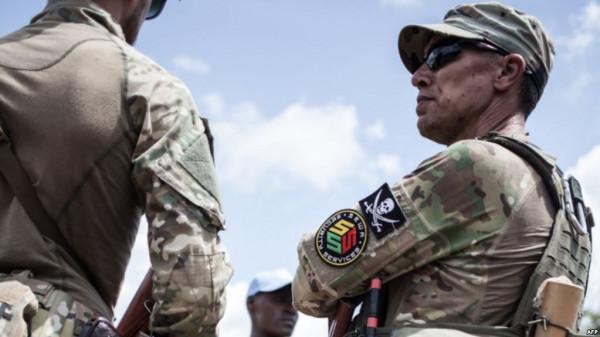 militari russi in Centrafrica