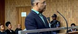 Manuel Chang a giudizio a Johannesburg