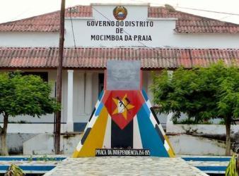Sede del governo della Provincia di Mocimboa da Praia