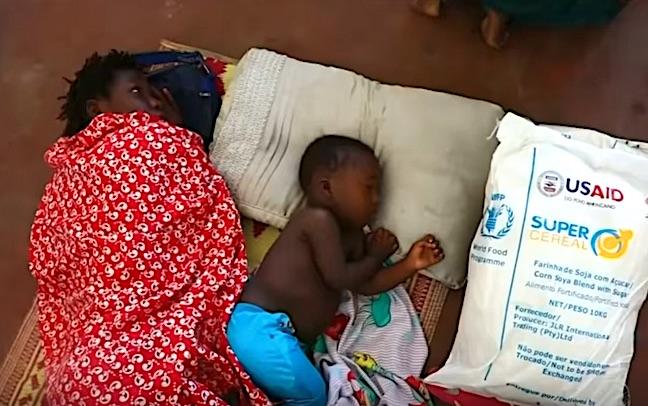 Aiuti umanitari