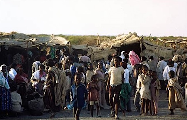 Sudan, Shagarab Refugee Camp