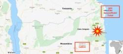 Macomia, occupara dai jihadisti per tre giorni e le aree dei rubini e del gas (Courtesy GoogleMaps)