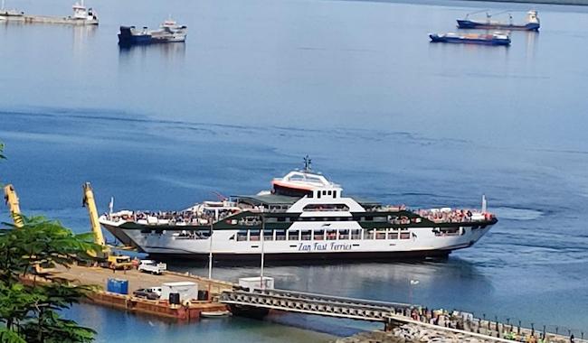 Dunkerque barche salvataggio a Palma