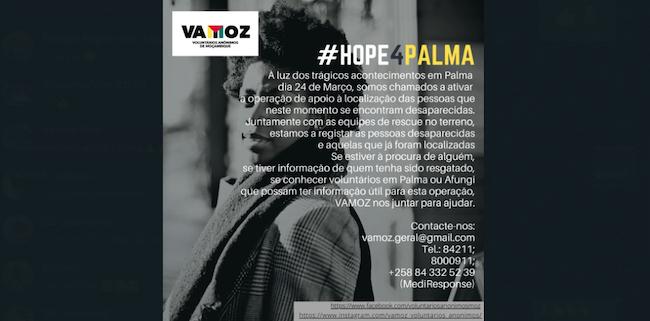 Dunkerque Hope4Palma