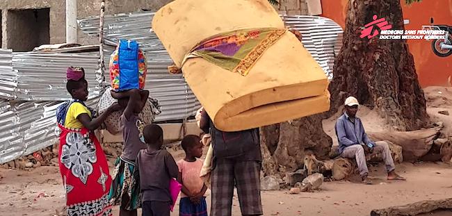 SADC sfollati Cabo Delgado