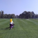 [ゴルフ]京华に再挑戦、あえなく玉砕(京华高尔夫俱乐部)