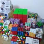 [ルービックキューブ]所有キューブを整理