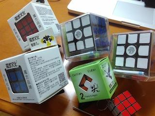[ルービックキューブ]中国語呼称(ピンイン読み)が世界標準のルービックキューブ界