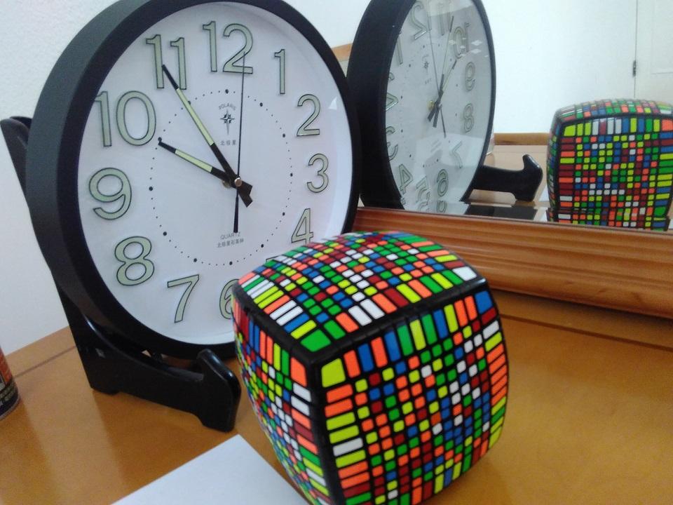 [ルービックキューブ]2015年最大多層キューブチャレンジ