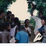 [ガーナ再訪記55]音楽 ~かえるの唄とアコソンボガーニアン