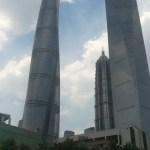 [上海旅行記3]世界最速エレベータで感じるGは?(上海タワー)