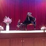 [北京生活]次男ピアノ発表会