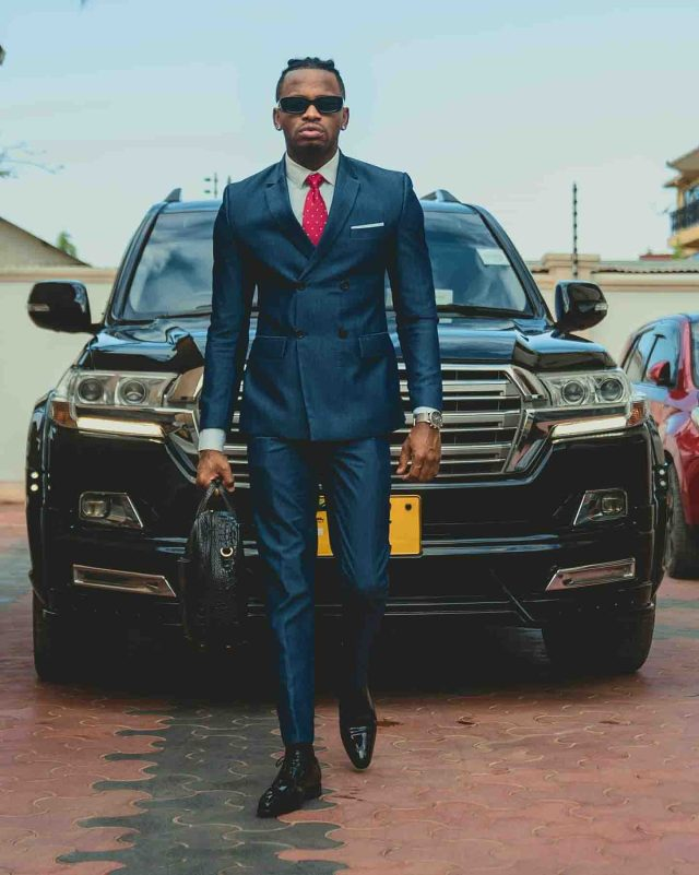 Latest Photos Of Diamond Platnumz