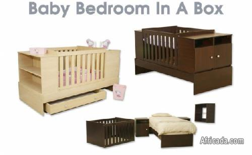 crazy special baby bedroom in a box
