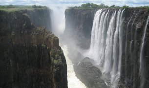 Victoria Falls And The Batoka Gorge