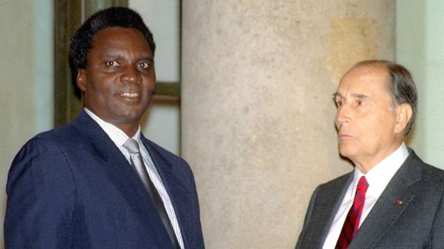 Rwanda president killed