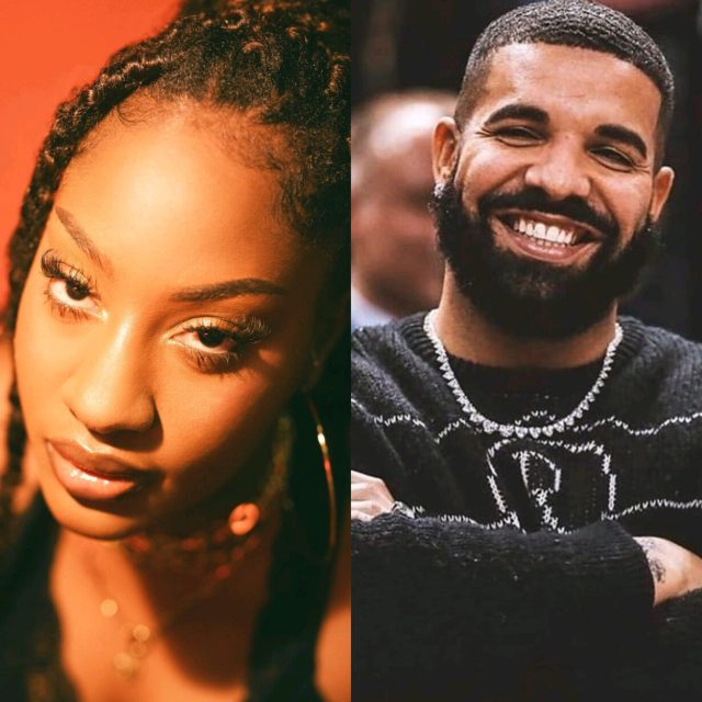 I Cooked For Drake When I First Met Him - Singer Tems
