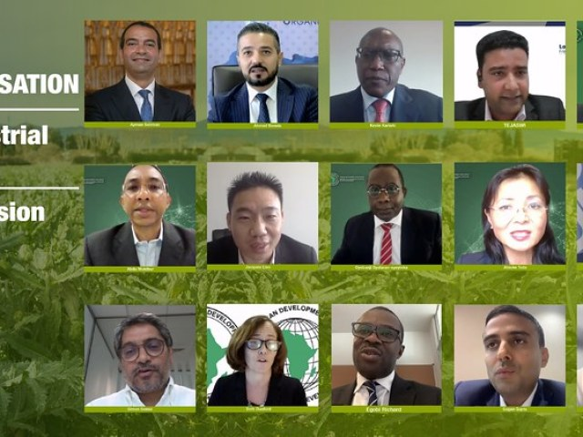 Partnership for Agro-Industrialisation: Special Agro-Industrial Processing Zones, 20th September 2021