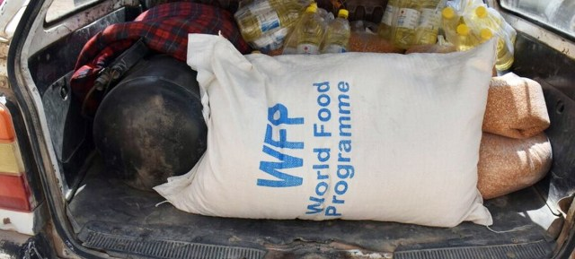 In the first six months of 2021, WFP provided assistance to 5.5 million people in Afghanistan.