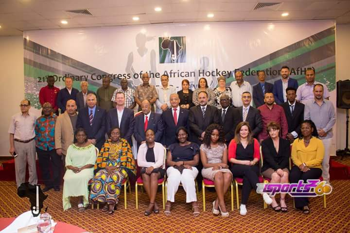 Africa Hockey Federation Congress Dinner 2017
