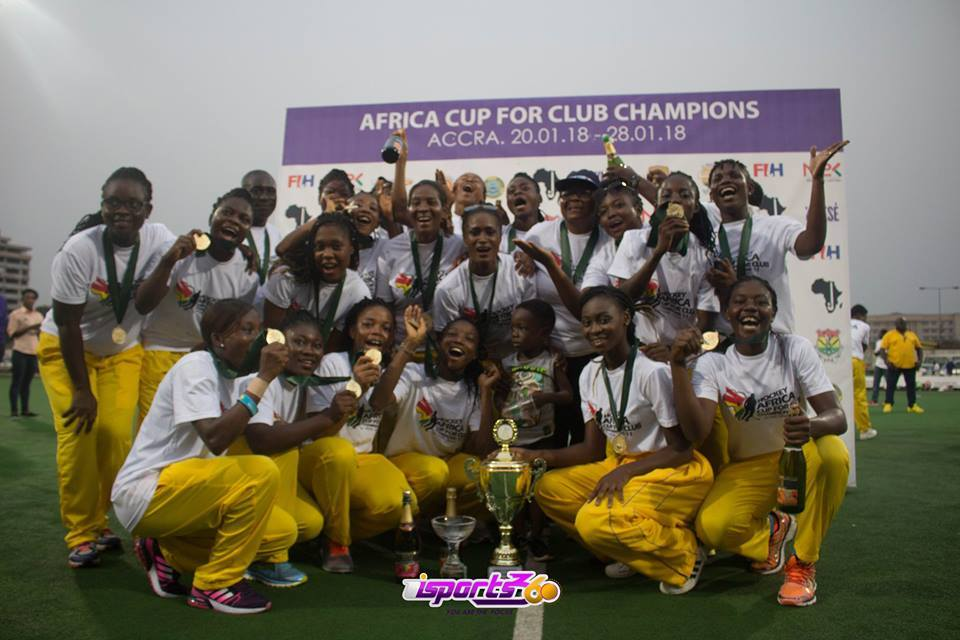 ACCC 2017: Ghana wins first ever gold at ACCC