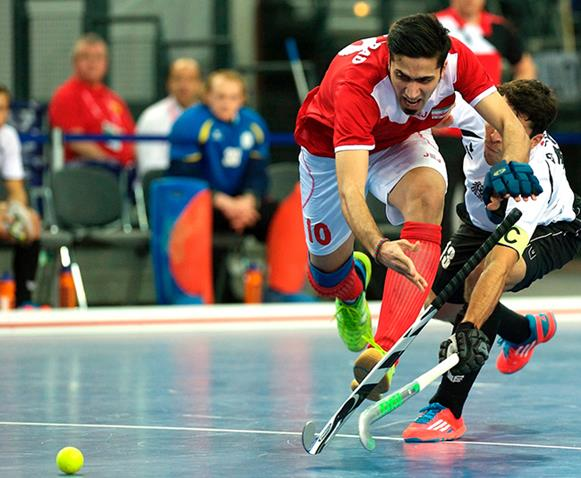 Indoor Hockey World Cup: The Underdogs