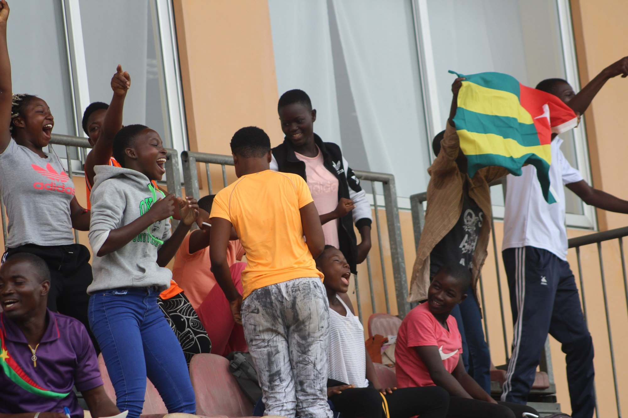Ghana, Togo commence Hockey 5s with big wins