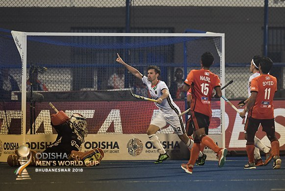Malaysia eliminated as Germany top Pool D on Day 12 of Odisha Hockey Men's World Cup Bhubaneswar 2018