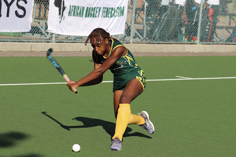 AfricanHockeyRoadToTokyo: The Title will be decided on the Final Day