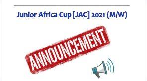 Junior Africa Cup