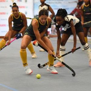 Match 7 (Women): results and highlights South Africa (18 - 0) Botswana