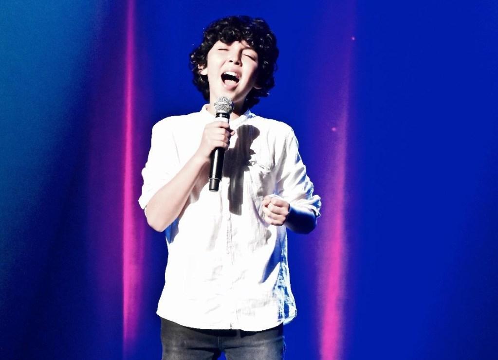 Tonnerre d'applaudissements pour Ali, jeune casablancais, à The Voice Kids