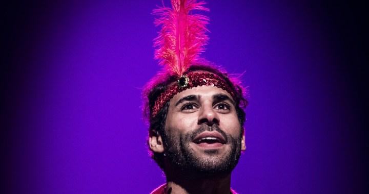 Jalil Tijani poursuit sa  tournée avec son spectacle  « Jeux de société »