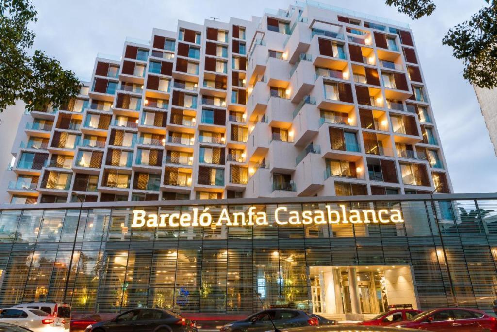 Les afterworks de l'hôtel Barcelo Anfa Casablanca