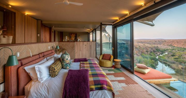 Lepogo Lodges ouvre son premier lodge en Afrique du Sud
