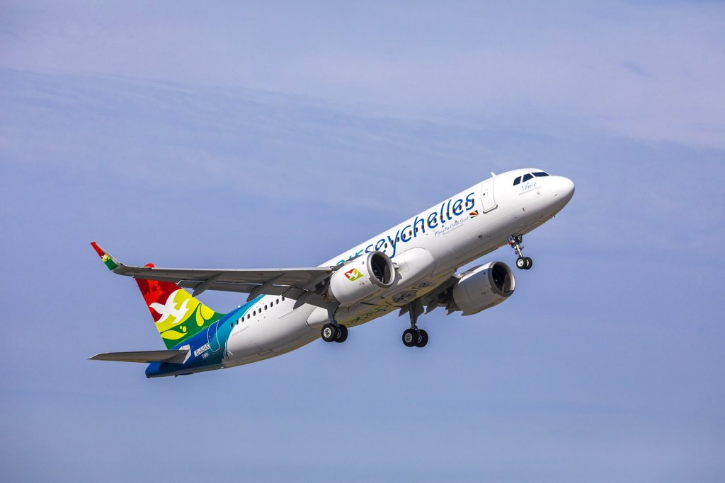 Air Seychelles lance son premier vol direct vers Tel Aviv