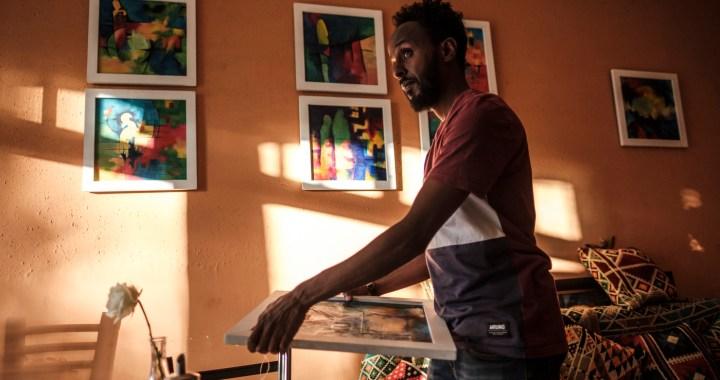 Grâce à la paix, des artistes érythréens s'épanouissent en Ethiopie