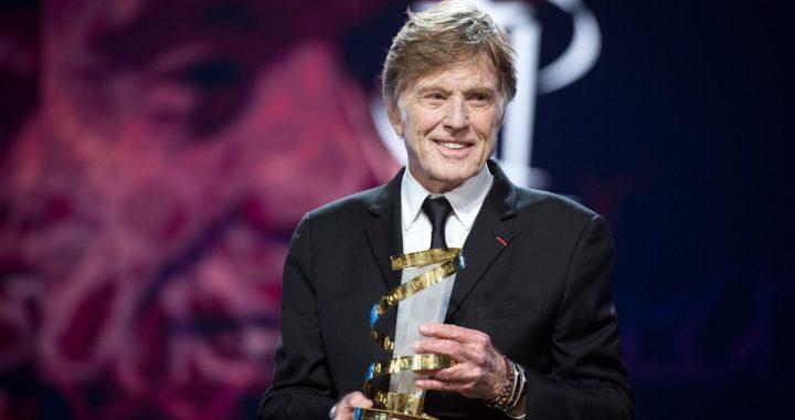 Standing ovation pour Robert Redford au Festival du film de Marrakech