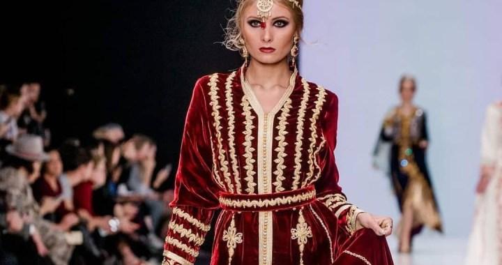 Nouakchott : Le caftan marocain brille lors d'un défilé de mode