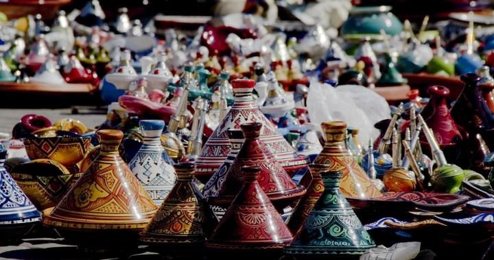 Fès accueille le premier salon national de la poterie et du Zellidge traditionnel