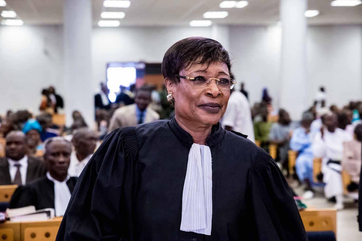 Jacqueline Moudeina, avvocatessa e attivista dei diritti di donne e bambini in Ciad