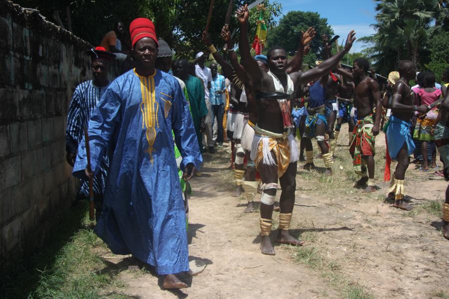 Casamance, tra mistica e tradizione/3: alla festa del Re