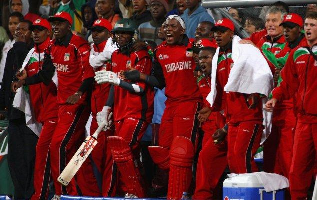 Australia v Zimbabwe - ICC Twenty20 World Championship