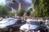 120 people feared dead as suicide bombers storm mosque in northern Nigeria