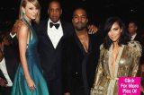Beyonce, Jay Z, Rihanna, Kanye, Kim Kardashian, Anna Wintour, and Sarah Jessica Parker attend the Met  Gala