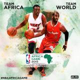 NBA Africa Game 2017 To Take Place in South Africa on August 5th: Live Stream Details on AfricaMetro