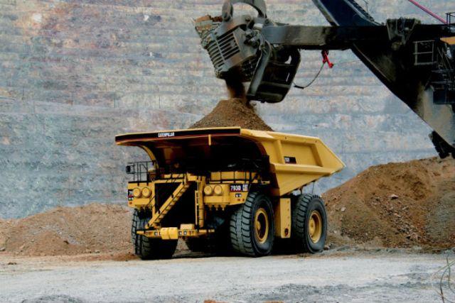 BHP Mining Mine Ore Coal